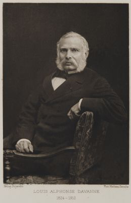 Louis Alphonse Davanne