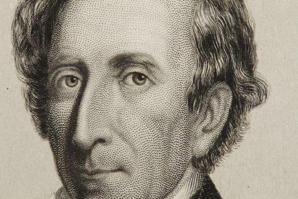 John Tyler (detail)