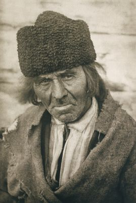 Russischer Bauer