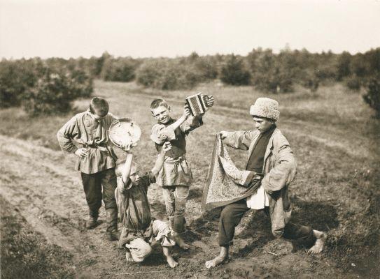 Tanz Russischer Bauernjungen