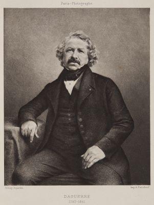 Daguerre 1787-1851