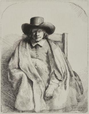 'Clement de Jonghe' Bartsch 272