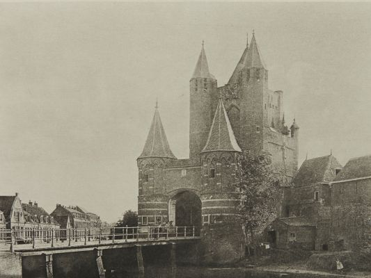 The Gate of Haarlem