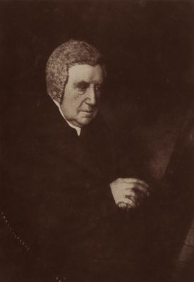 Archbishop Harcourt.
