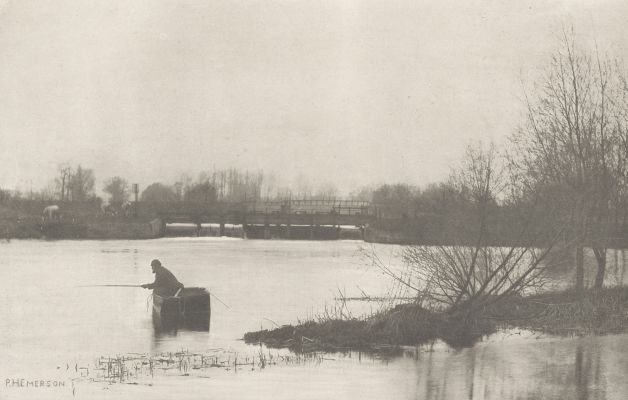 Plate XVII Field's Weir, Near Rye House