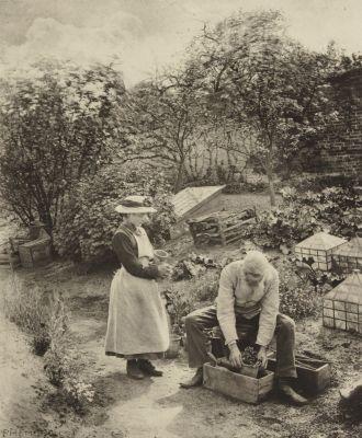 A Garden End