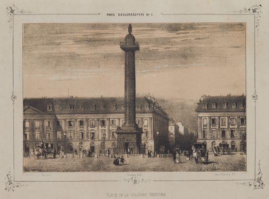 Place de la Colonne Vendome