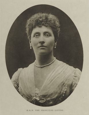 H.R.H The Princess Louise