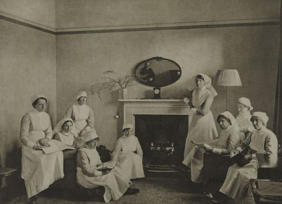 Nurses' Sitting Room