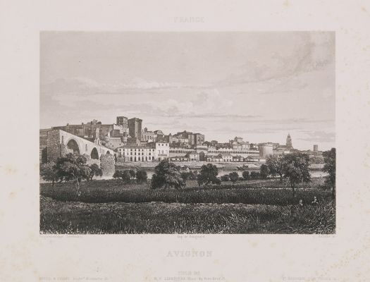 France. Avignon