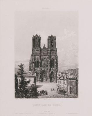 France. Métropole de Reims