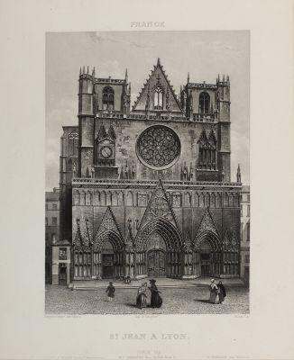 St. Jean a Lyon