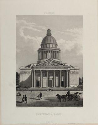 Panthéon À Paris