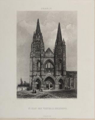 St. Jean des Vignes À Soissons