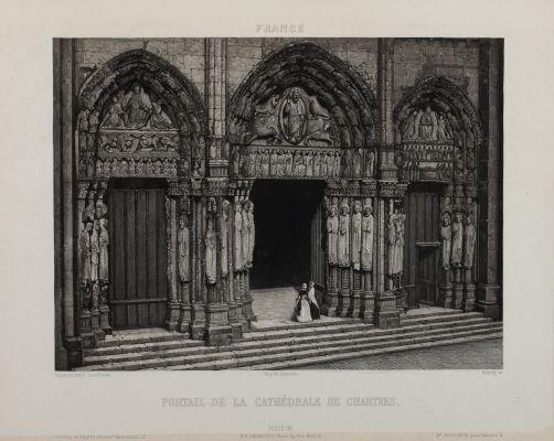 Portal de la Cathédrale de Chartres