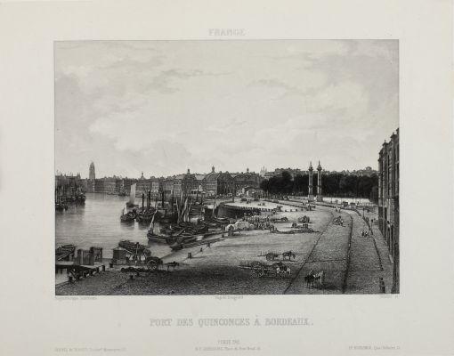 Fort des Quinconces À Bordeaux