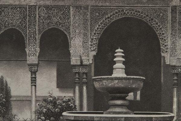 Espagne Alhambra