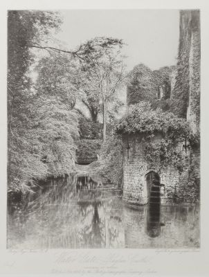 Water Gate, Raglan Castle