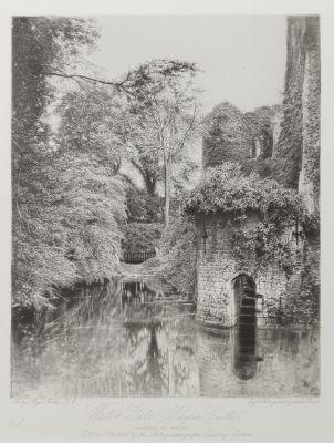 Water Gate, Raglan Castle