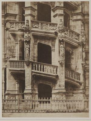 Escalier de Chateau de Blois