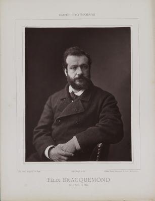 Felix Bracquemond