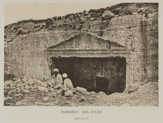Tombeau Des Juges – Jerusalem