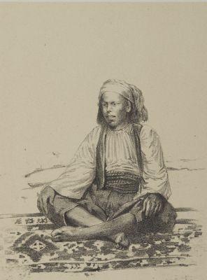 Abdallah Dans Ses Heures de Loisir
