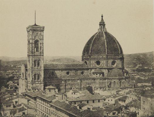 Sainte-Marie-Des-Fleurs. Florence.