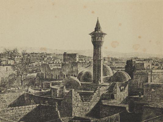 Bayrouth. Syrie