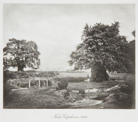Near Copsham, 1864