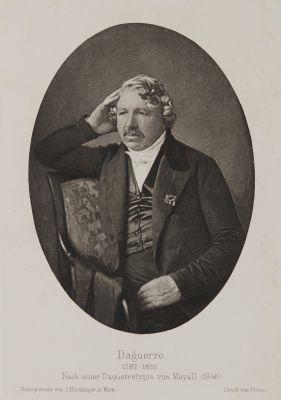 Daguerre 1787 – 1851