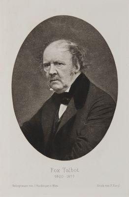 Fox Talbot 1800 – 1877