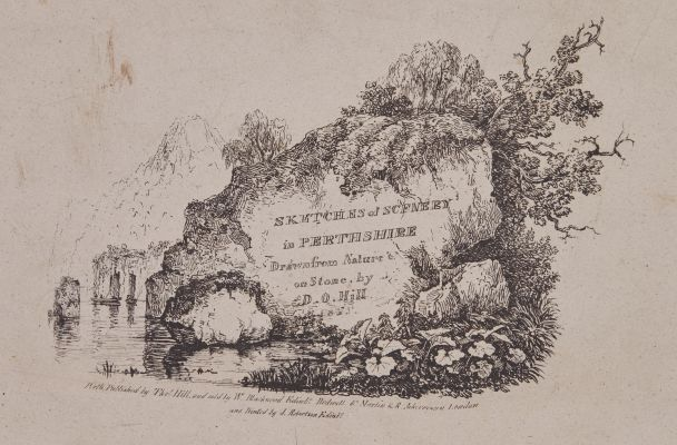 Sketches of Scenery in Perthshire