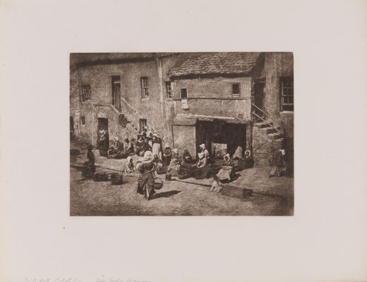 Fife Fisher Women (handwritten on sheet)