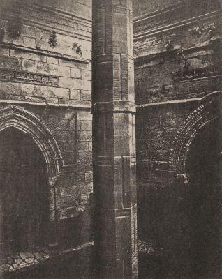 Nilometer at Cairo