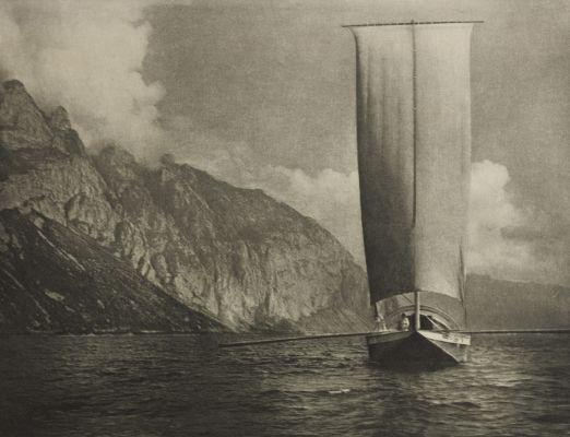 The Lake of Lecco, No. 11