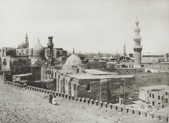 General View of Cairo