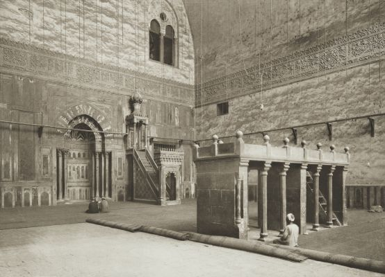 Mosque of Sultan Hasan at Cairo