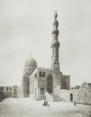 Mosque of Kait-Bê at Cairo