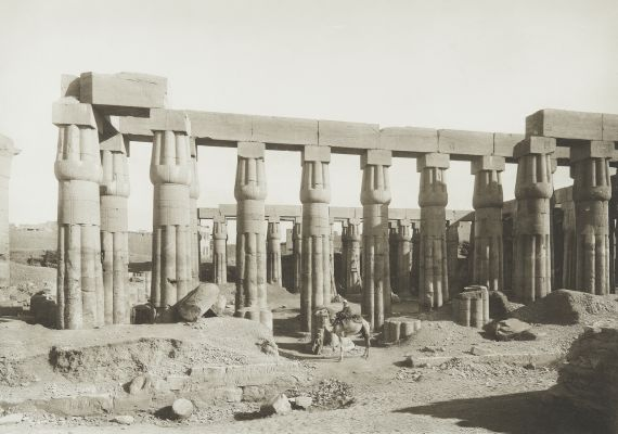 Temple of Amon at Luxor