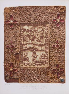 Orfèvrerie et sculpture en invoire (Pl. 39)
