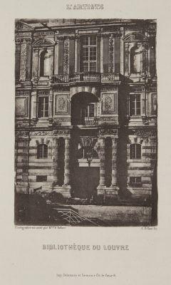 Bibliotheque du Louvre