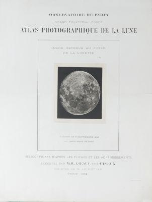 Atlas photographique de la Lune (cover)