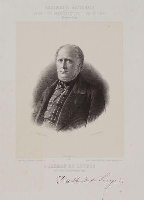 D'Albert De Luynes