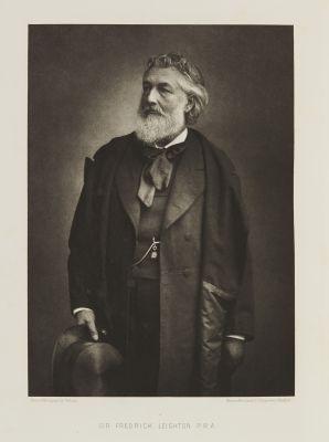 Sir Fredrick Leighton P.R.A.