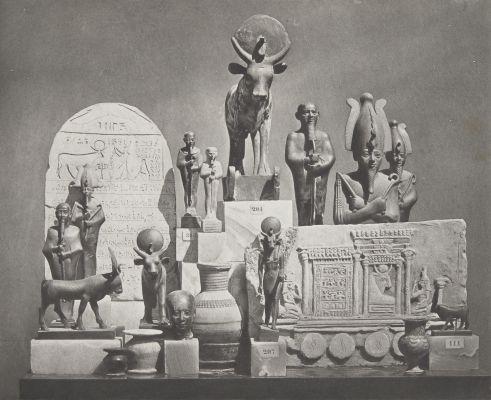 13 Memphis Saqqarah Serapéum