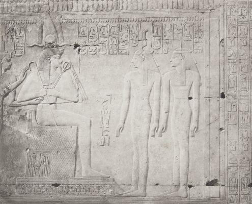 21 Abydos Temple de Séti