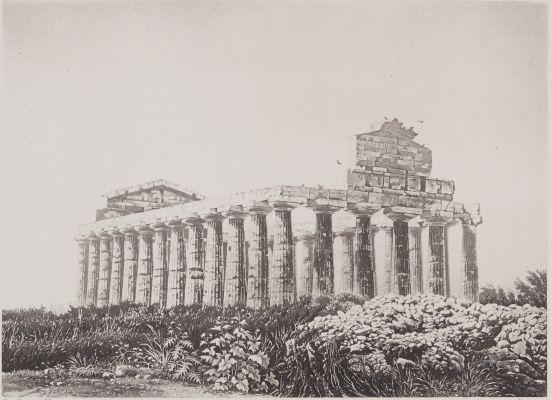 Temple de Céres a Pestum