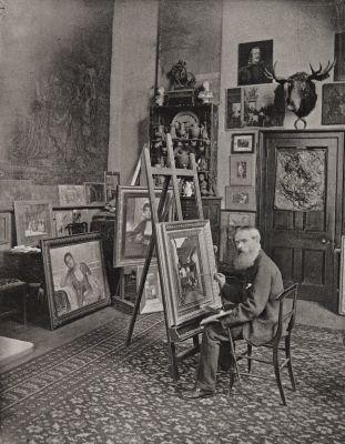 W. F. Yeames, R. A.