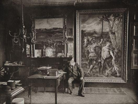 Sir John Gilbert, R. A.